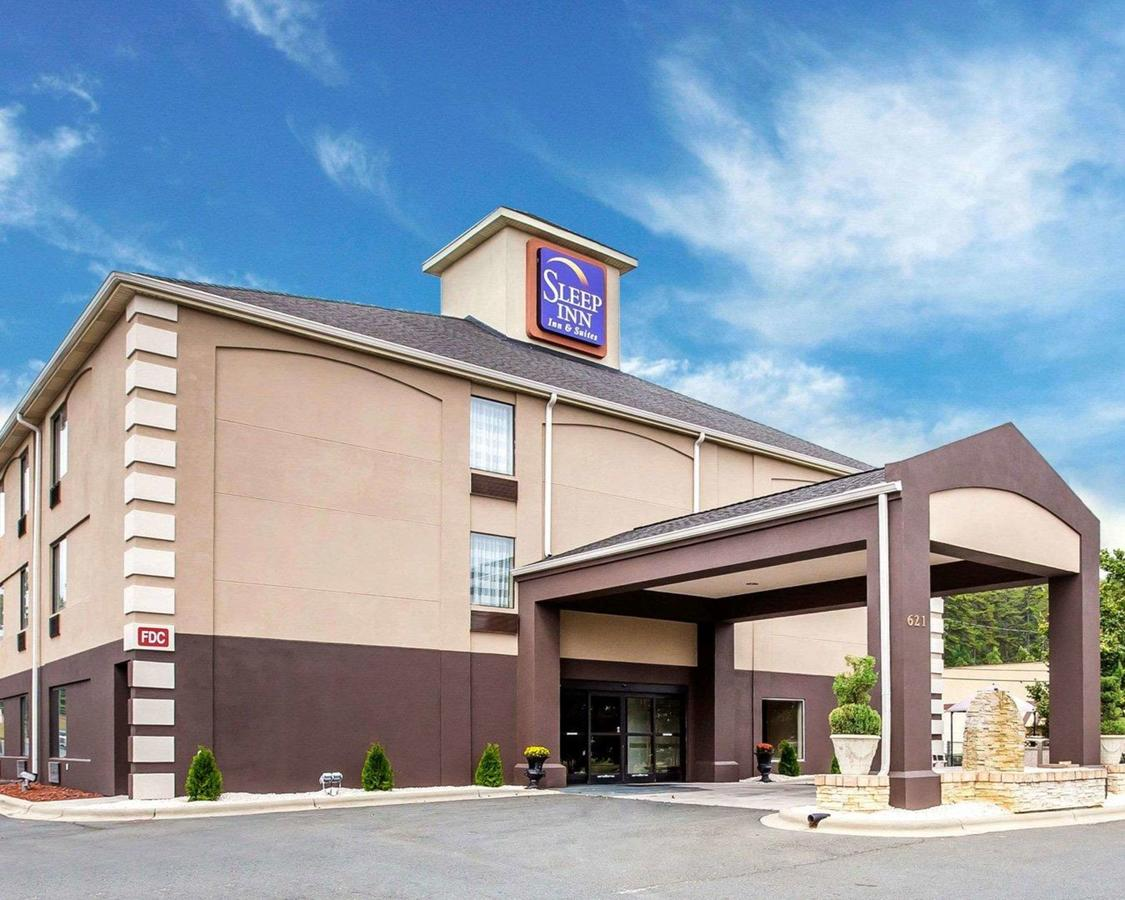 Sleep Inn  Suites Albemarle